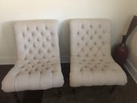 2 upholstered chairs Dumfries, 22026