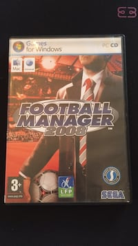 Football Manager 2008 Carrières-sous-Poissy, 78955