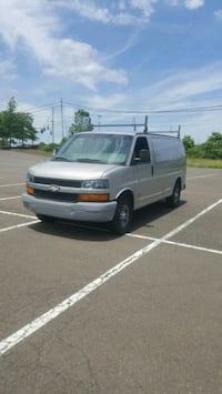 Chevrolet - Express - 2008 Bridgeport