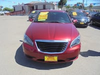 2012 Chrysler 200 4dr Sdn S Tracy, 95376