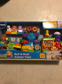 Roll and roar toy still in its box Toronto, M1M 1T8