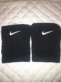 Black Nike Volleyball Knee Pads Daphne