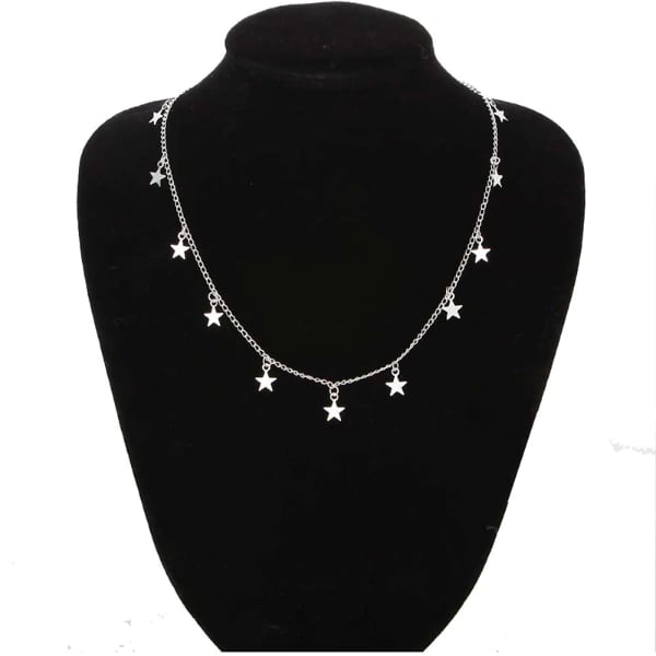Trendy Star Necklace