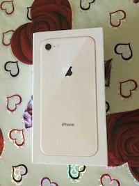 Brand new iPhone 8 rose gold with box  Toronto, M9M 1V7
