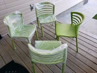 4 Brand New Safco Entourage Chairs  Airdrie, T4B 0M4