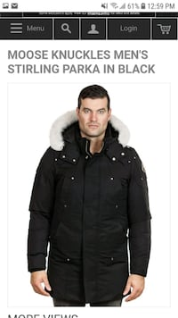 Moose Knuckle Stirling Parka
