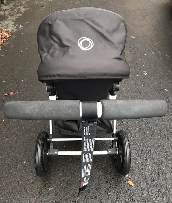 Bugaboo Chameleon Stroller w/ Multiple Accessories 3ae00a67-4648-4561-bbed-f4ac9a3be01b