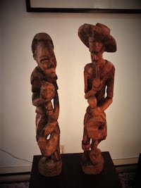 Hand Carvings, 3'ea,Staging Homes/Business? $70ea If you buy 2 Ottawa