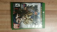 Xbox One Dragonball Xenoverse XV game case East Pittsburgh, 15112