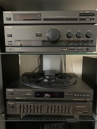 Old school stereo  Mississauga, L4X 0A5