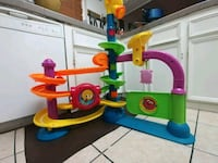 Fisher-Price Cruise and Groove Ballapalooza Play Set