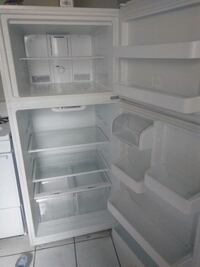 white top-mount refrigerator Detroit, 48227