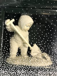 Department 56 Christmas Snowbaby Elm Springs