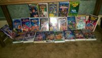 Disney movies vhs LaSalle