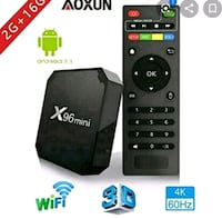 2 GB TV BOX X96 ANDROİD 7.1