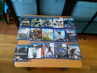assorted Sony PS4 games Freeport, 11520