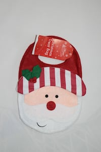 red and white Supreme knit cap Kingston upon Thames, KT1 3QB