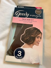 Hair Simple Styles kits by Goody Toronto, M6G 3A5