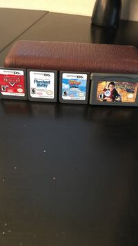 Gameboy games 3 DS.   1 advance Fairhope, 36532