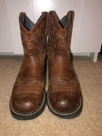 Girl Ariat Riding Boots
