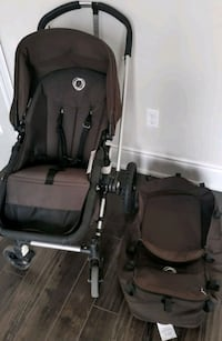 Bugaboo's complete 3-in-1 Stroller/Bassinet System Toronto, M5H 1H1