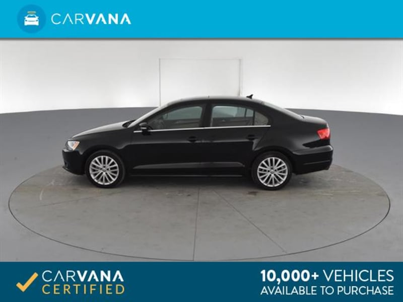2014 VW Volkswagen Jetta sedan 2.0L TDI Sedan 4D Black <br /> 7