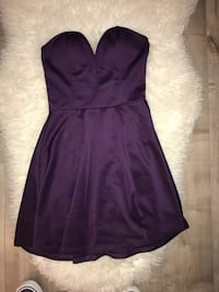 Women's purple sleeveless dress San Diego, 92114