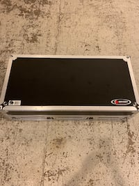 ODYSSEY FLIGHT CASE WITH GLIDE CASE & WHEELS FOR 10 INCH MIXER Chicago, 60630