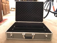 Pedaltrain Pedalboard with ATA hard shell flight case Vienna, 22181