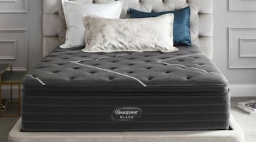 Beauty Rest Black KING new unwrapped msrp 5200