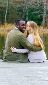 Engagement photography Middle River