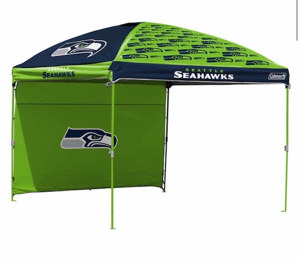 Used Seahawk Coleman Canopy 10 X 10 Brand New Never Opened