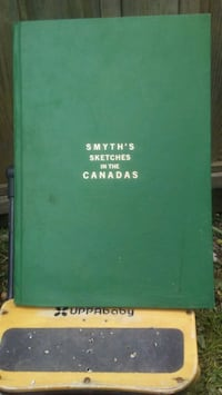 Smith's sketches in the Canada's Vancouver, V5N 1W4