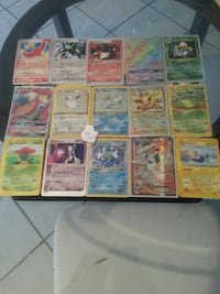 assorted Pokemon trading card collection Palmdale, 93550