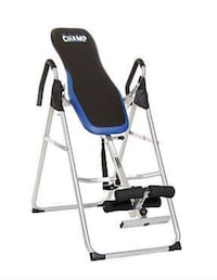 Body Champ Deluxe Inversion Table
