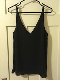 Black Dress Top Camisole Vancouver, V6G 2C9