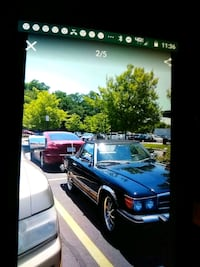 1985 Mercedes 380SL/ or Best Offer Ft. Washington