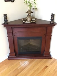 Corner Electric Fireplace Vaughan, L4J 9K3