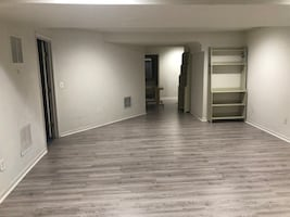 Walkout Basement For rent 1BR 1BA