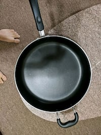 Pan with lid