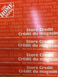 Home Depot Store Credit Calgary, T1Y 4H3