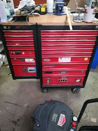 MAC tool cabinet with side chest Calgary, T2Y 2T4