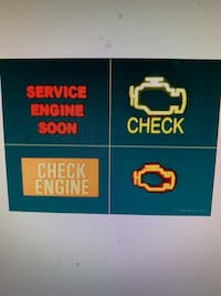 Car Diagnostics - Check engine Surrey