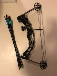 Hoyt compound bow. New  Springfield, 22153