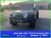 Used 2015 Jeep Wrangler for sale Metairie