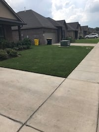 Lawn mowing lawn care