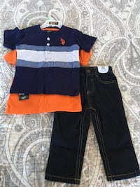 Outfit Size 18 Months