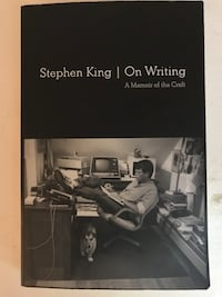 'On Writing' by Stephen King  Markham, L3P 2Z8