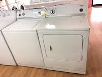 Whirlpool white washer and dryer set  Woodbridge, 22191