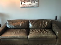 Room and Board Leather Couch Chicago, 60601